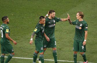 матч Краснодар - ПАОК