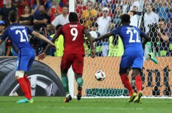 матч Франция - Португалия