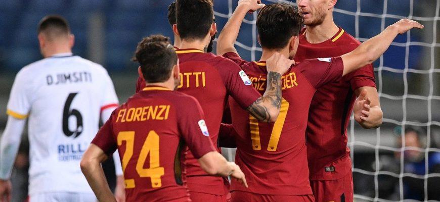 матч Рома - Беневенто