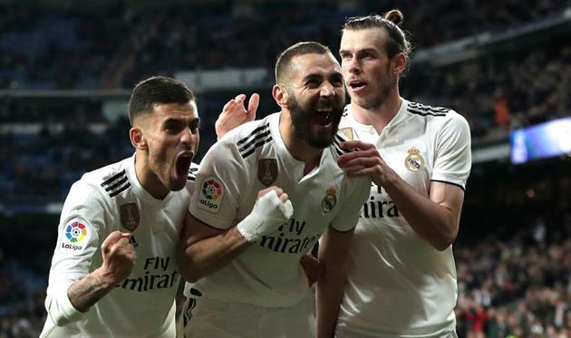 матч Реал Мадрид - Уэска