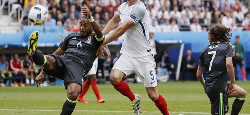 матч Англия - Уэльс