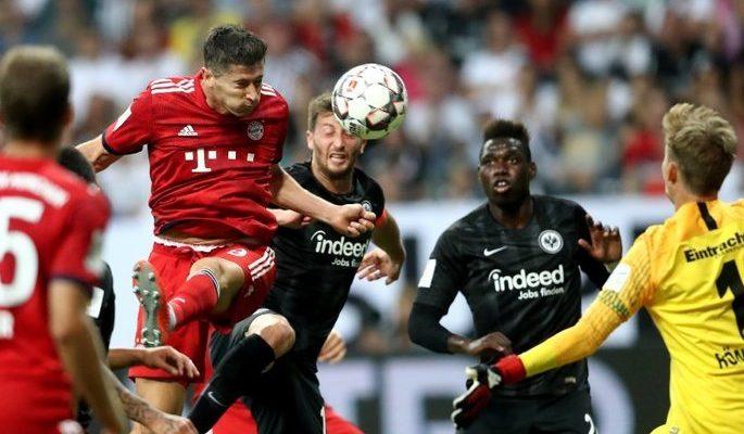 матч Бавария - Айнтрахт