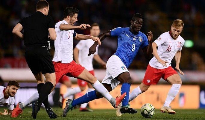 матч Польша - Италия