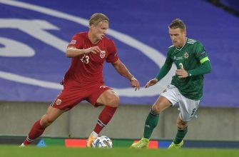 матч Норвегия - Северная Ирландия