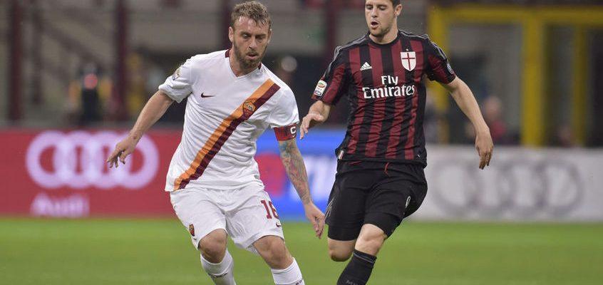 матч Милан - Рома