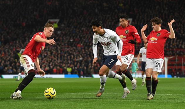 матч Манчестер Юнайтед - Тоттенхэм Хотспур