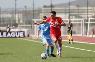 матч Сан-Марино - Гибралтар