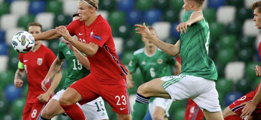 матч Австрия - Северная Ирландия