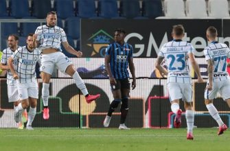 матч Аталанта - Интер