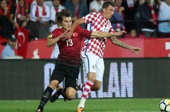 матч Турция - Хорватия