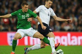 матч Англия - Ирландия